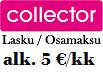 Collector: lasku ja osamaksu