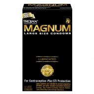 Trojan Magnum Large x 12