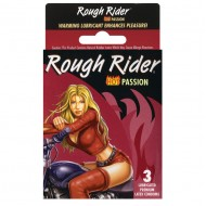Rough Rider Hot Passion 3 Pk
