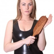 House of Eros Old School Oval Paddle