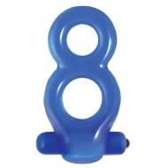 NS Novelties Renegade Mens Ring Blue