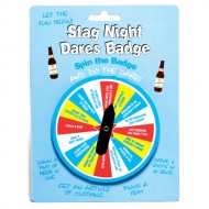 Stag Night Dares Badge